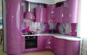 кухня скинали