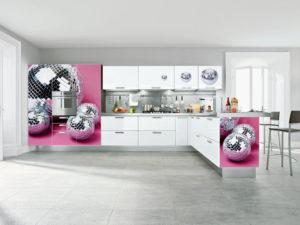 Кухня, акценты - фотопечать