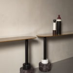 стол бетон