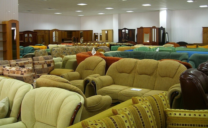 мерчандайзер мебель