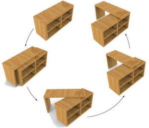 Механизм для стола