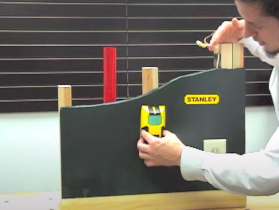 сканер для стен