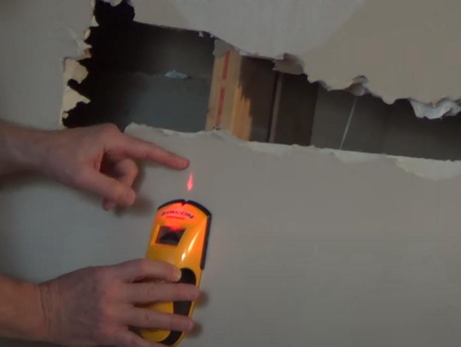 сканер деревянных конструкций