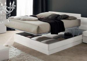 контраст кровать