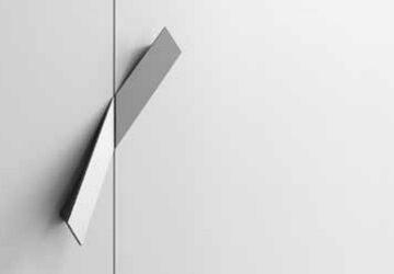 Дизайн мебельной ручки