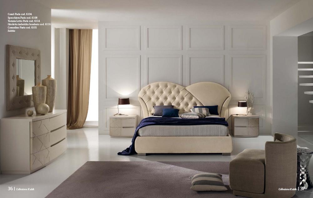 Кровать эклектика