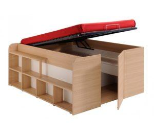 Кровать гардероб