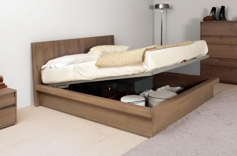 Кровать Grattarola массив дерева