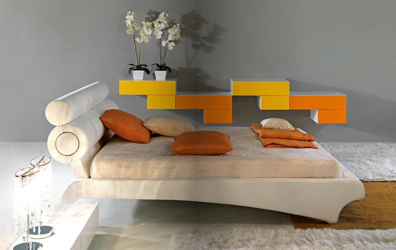 Кровать с секретом