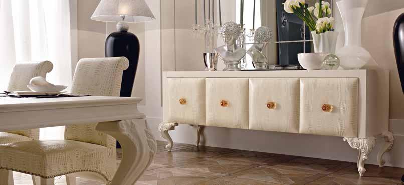 Мягкие фасады мебели