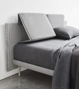 Кровать с регулируемым изголовьем