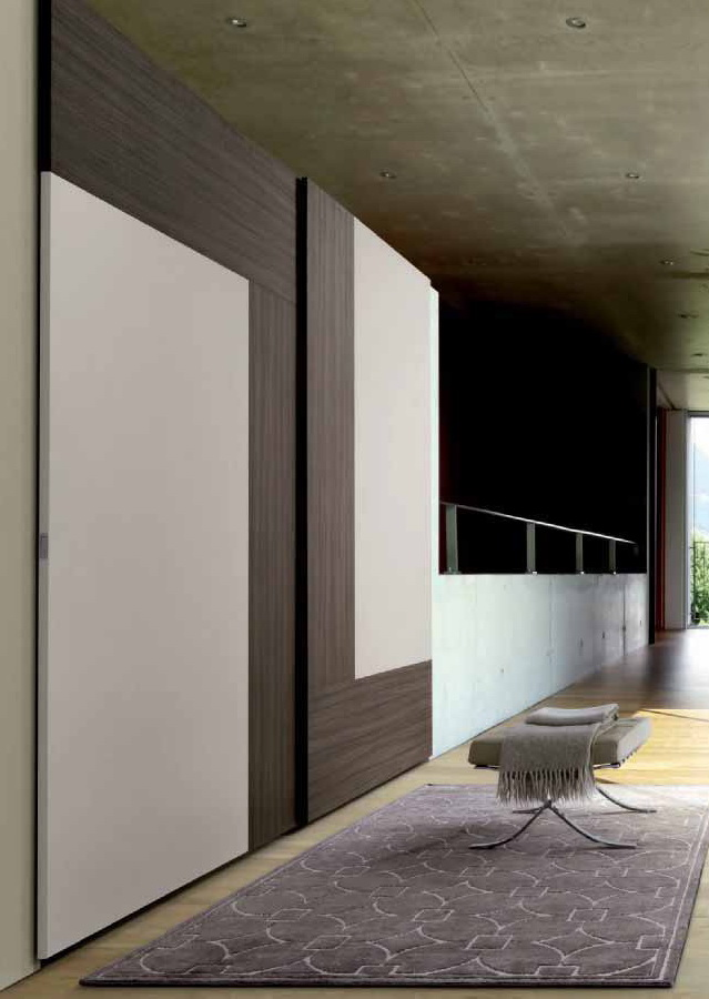 Прямоугольный дизайн шкаф