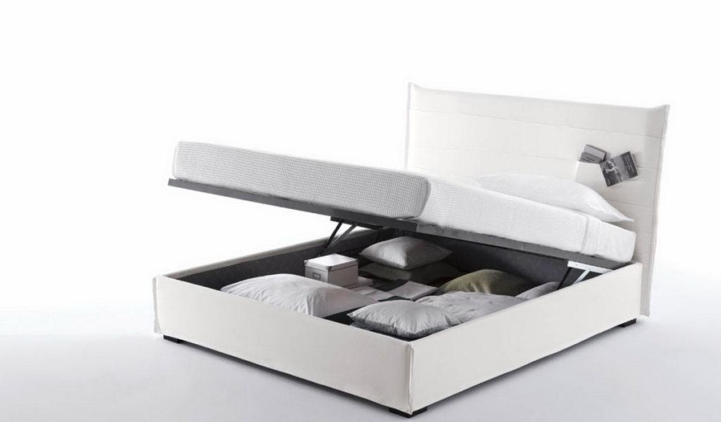 Кровать с карманами