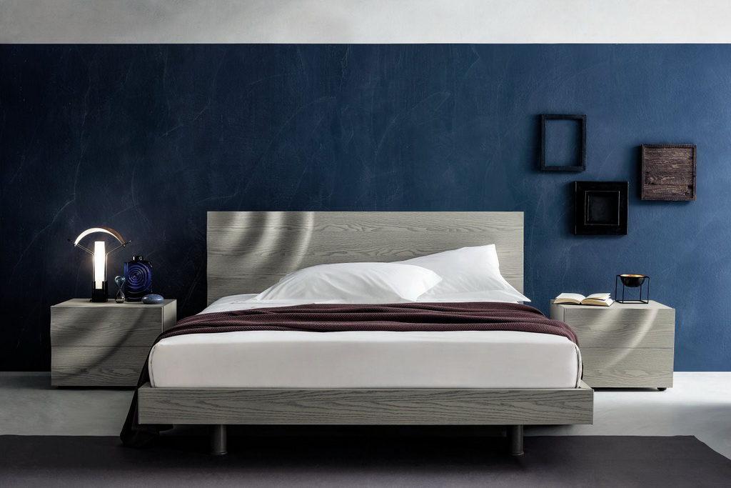 3D панели - дизайн кровати