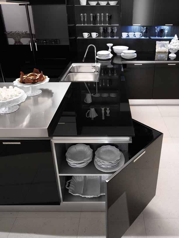 Решение окончания кухни