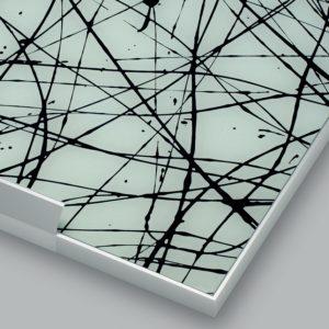 Стеклянные фасады в алюминиевой рамке