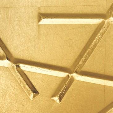 фасады металлическая фольга золото