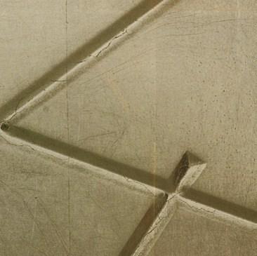 фасады металлическая фольга бежевый