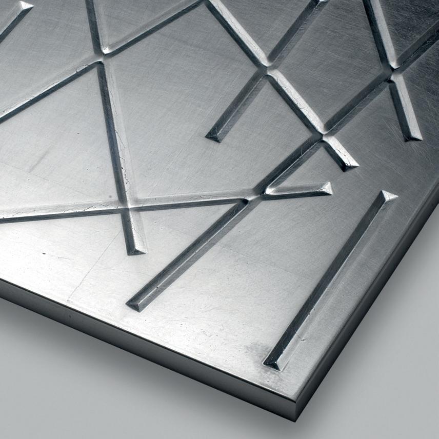 фасады металлическая фольга алюминий