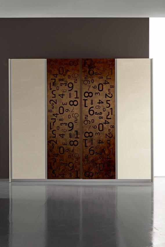 фасады металлическая фольга бронза