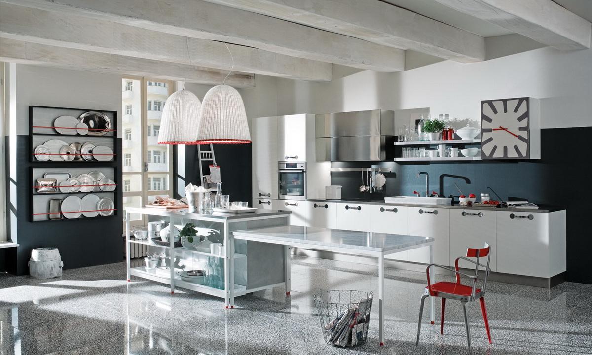 Акцент - часы на кухню Bontempi