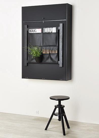 Сложенный стол для кухни