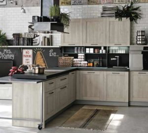 Поворотный стол на кухню