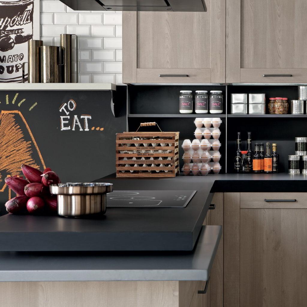 Поворотный стол на кухню 3