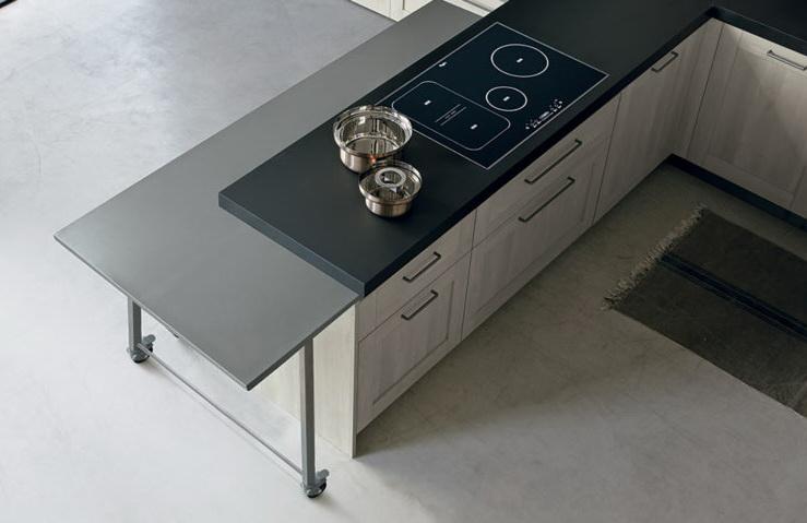 Поворотный стол на кухню 5