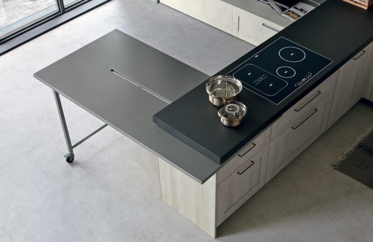 Поворотный стол на кухню 6