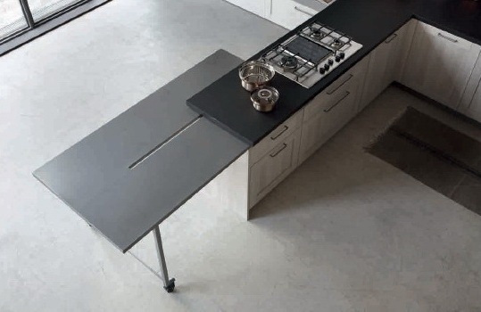 Поворотный стол на кухню 7
