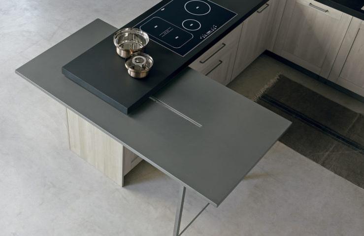 Поворотный стол на кухню 8