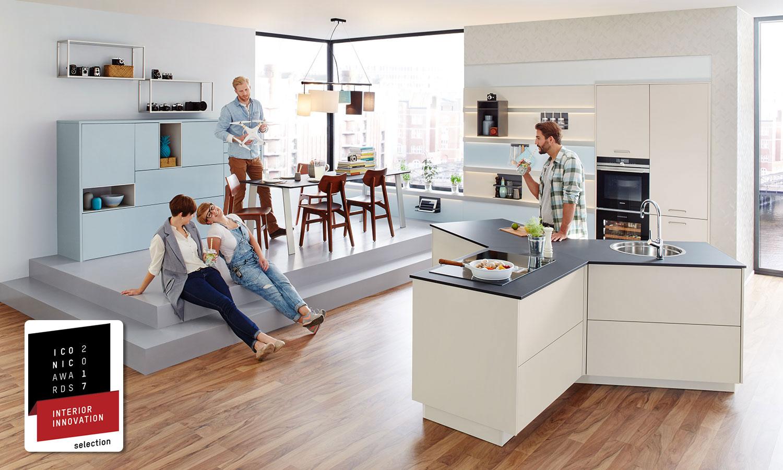 Мебельная выставка в Кельне 2017 – кухня
