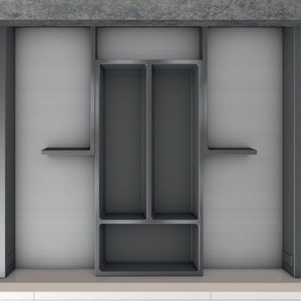 Кухня – органайзер для столовых приборов 6