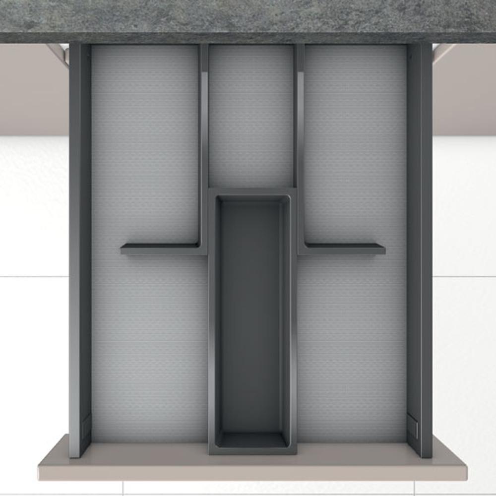 Кухня – органайзер для столовых приборов 4