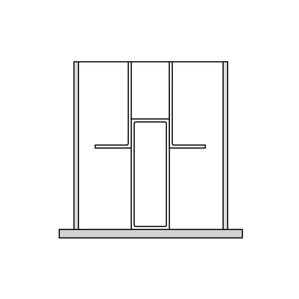 Кухня – органайзер для столовых приборов 3