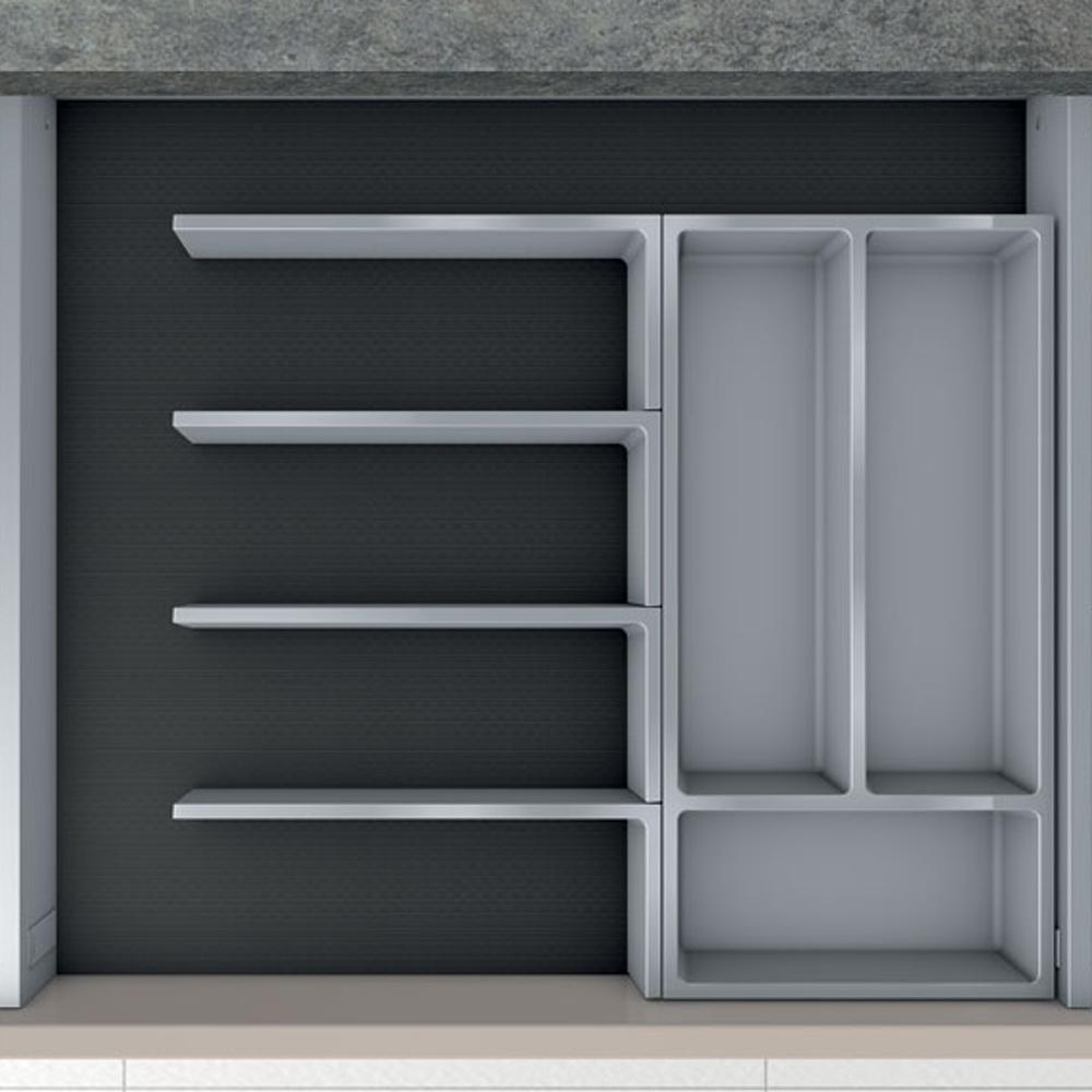 Кухня – органайзер для столовых приборов 2