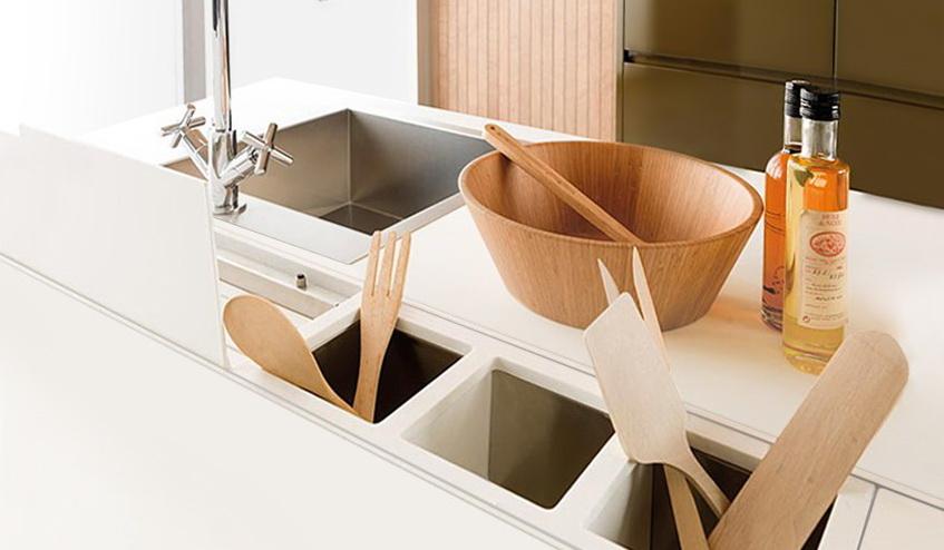 органайзеры хранение на кухне