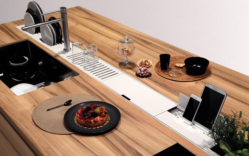 органайзеры хранение на кухне сушка
