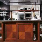 Инкрустация Кухня в стиле кантри