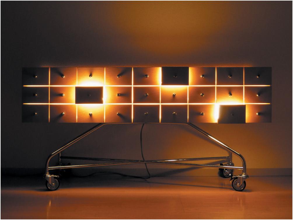Подсветка выдвижных ящиков кухни