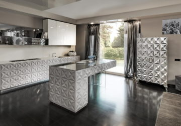 3D фасады для кухни