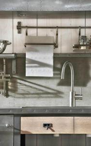 релинг кухня лофт