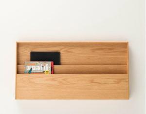 деревянный настенный столик