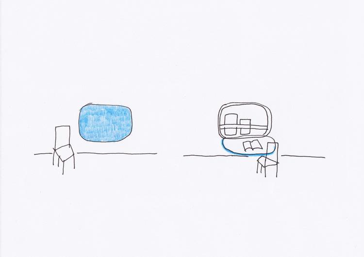 столик откидной настенный