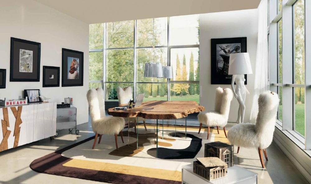 мебель из корней деревьев