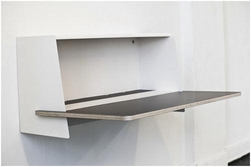 Консольный откидной столик
