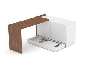 Поворотный обеденный стол