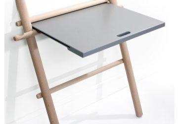 приставной консольный стол бук