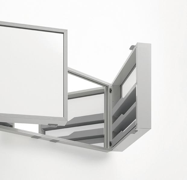 дверца функциональная шкафчика в ванную